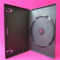 Quality Black single DVD case for sale