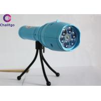 Quality White Decorative Projector Lights Handheld Flashlight For Bedroom Optional Color for sale