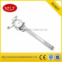 Quality Two Direction Stainless Steel Dial Caliper Vernier Caliper Height Gauge Shock-protected for sale