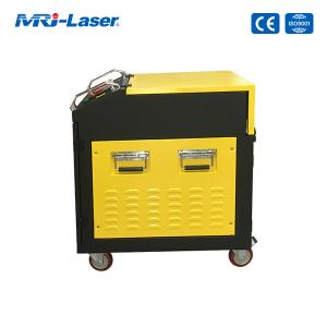 Quality Remove Rust 350W Fiber Laser Cleaning Machine For Metal Surface Cleaning for sale