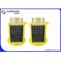 Quality 6 Nautical Miles High Bright Solar  LED Marine Lantern Strong Anticorrosion  for Buoy for sale