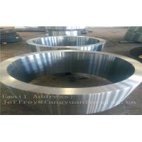 Quality EN26 Alloy Steel Forgings Ring Q+T Heat Treatment Machined And UT Test for sale