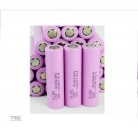 Buy ICR18650 26F 3.7V Lithium Ion Cylindrical Battery For Power Tool , Samsung 18650 Battery at wholesale prices