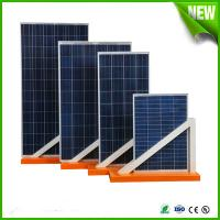 China Poly-crystalline silicon solar panel 75w, A grade small power solar modules for sale for sale