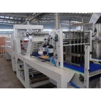 Buy Pallet PE / PVC / POF Automatic Shrink Wrapping Machine For Soft Drink / Liquor at wholesale prices