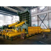Buy 315 Tons Two Master Cylinder High Bale Density Scrap Metal Pressing machine at wholesale prices