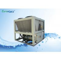 Buy 65 Tons Air Cooled Commercial Water Chiller For Hotels Air Conditioning System at wholesale prices