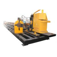 Quality High Accuracy CNC Steel Pipe Cutting Machine 8 Axis For Mechanical Engineering Industry for sale