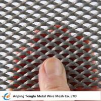 Quality Aluminum Expanded Security Window Screen |Opening 2 mmX3 mm for sale