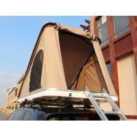 Quality New Side Open Hard Sided Roof Top Tent, ABS Lid Triangle Roof Top Tent for sale