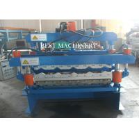 Quality Double Layer Roof Tile & Sheet Profile Roll Forming Machine High Efficiency for sale