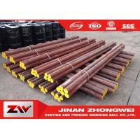High hardness B2 Material Grinding Rods Forged Grinding Steel Bar for sale