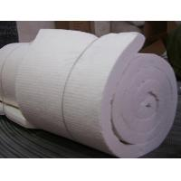 Quality High Temp Ceramic Fiber Blanket Insulation , Refractory Thermal Insulating Blanket for sale