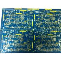 Quality FR4 , FR2 , crockery 1.6mm double sided control pcb board for tv motherboard for sale