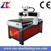 Quality cnc wood router ZK-6012 (600*1200*120mm) for sale