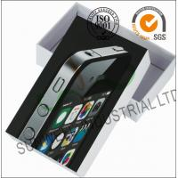 Quality Cell Phone Electronic Product Packaging Boxes With Lids 3MM Thickness Art Paper for sale