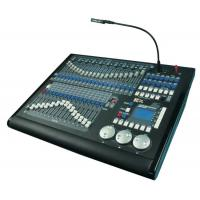 China USB DMX Lighting Console , Stage Lighting Control Desks For Studio Light Output on sale