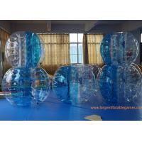 Buy cheap 1.2m PVC / TPU Inflatable Bubble Ball For Games , Human Bumper Balls from wholesalers