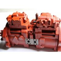 Quality Daewoo DH220-5 Excavator Hydraulic Kawasaki Pump High Pressure K3V112DT-HNOV 12 Teeth for sale