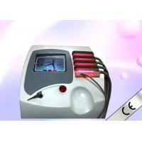 China Custom 10 Pads Or 12 Pads Lipo Laser Slimming Machine Beauty Equipment for sale