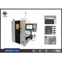 Electronics Unicomp PCB X Ray Machine SMT Cabinet For PCB LED , Metal Casting