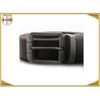 Buy Unique Design Square Metal Brass Color Belt Buckles 35mm Inner Size Zinc Alloy at wholesale prices