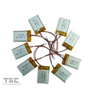 Quality Lipo  LP063465 3.7V 1300mAh Polymer Lithium Ion Battery For PDA for sale