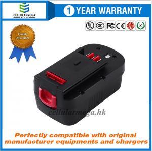China 18v 1500 mAh Dewalt Cordless Power Tool NiCD Battery BSPT933 on sale