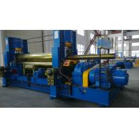 Quality Pre - Bending Hydraulic Plate Bending Machine PLC Digital Readout Control for sale