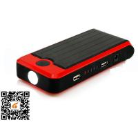 Quality Black Lifepo4 Portable Car Jump Starter 12000mAH 165 x 75 x 26mm for sale