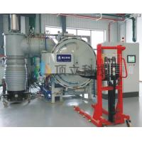 Steel Cooling Hardening High Vacuum Furnace for Quenching Tempering Annealing and Aging Treatment for sale