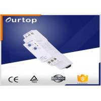 Quality 500mW Multi Function Time Delay Relay / Electronic Timer Relay 18mm Wide for sale