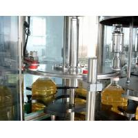 Quality Automatic Edible Oil Filling Machine / Bottling Line for sale