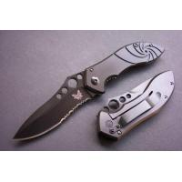 Quality Benchmade knife C553- half serrated for sale