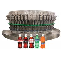 Quality ISO Soda Water Carbonated Drink Filling Machine Capping For PET Bottle for sale