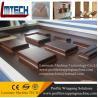 Door making PVC foil Vacuum press machine price membrane press machine laminating press ma for sale