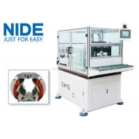 Buy Automatic Double Flyer Stator Winder / Electric Motor Winding Equipment at wholesale prices