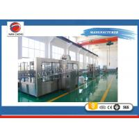 Quality Full Automatic Complete Pet Bottle Liquid Filling Device Water Filling Machine for sale