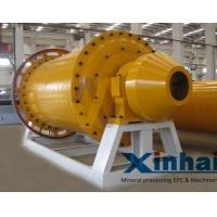 Quality Low Energy Consumption Ball Milling Machine Cylinder Overflow Ball Mill 2.4t for sale