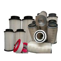 Quality Customized Color Air Compressor Air Filter Element With Rigid Construction for sale