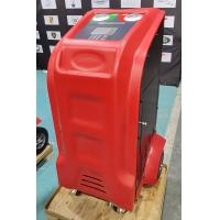 Quality Colorful Screen Air Conditioning Recovery Machine Flushing CE Certification for sale