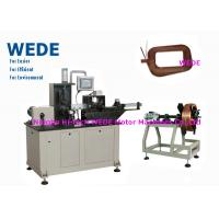 Quality Automatic Transformer Winding Machine , Paper Feeding Wire Winding Machine  for sale