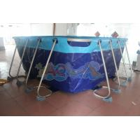 Quality Commercial Inflatable Frame Pool for sale