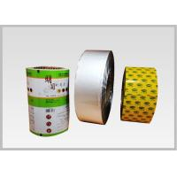 Quality Full Color Flexo Printed Plastic Rolls For Popsicle Wrapper / Ice Cream Packaging for sale