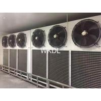 Buy cheap blast freezer copper tube evaporator for deep freezing from wholesalers