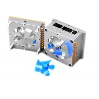 Quality High Precision Plastic Mould Maker , Air Fan Stamping Die Diy Plastic Injection Molding for sale