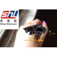 China Weather Resistance EPDM Rubber Seal Strip Black , Curtain Wall Rubber Seals on sale