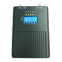 2G / 3G / 4G GSM Mobile Phone Signal Booster Wide Band EGSM900Mhz / LTE1800MHz for sale