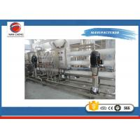 Quality Drinking Water Reverse Osmosis Filter System , Stainless Steel 6000L Purified Water System for sale