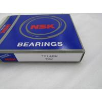 Buy Single Row Angular Contact Ball Bearing 7314BW Steel Cage For Centrifugal at wholesale prices